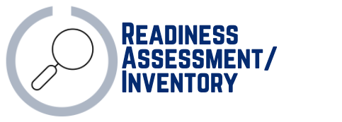 Readiness Assessment/Inventory Icon