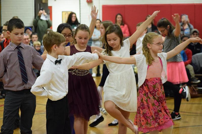 5th Grade Dance-Off to be held Nov. 15 at EPCHS Thumbnail Image
