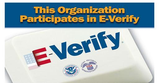 E-Verify Notice