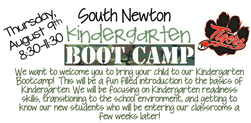 Kindergarten Bootcamp