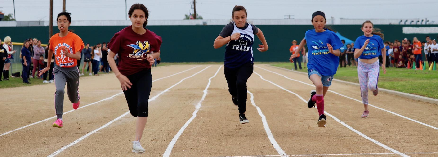 Character, Participating in track race
