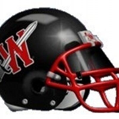 Helmet of Football team