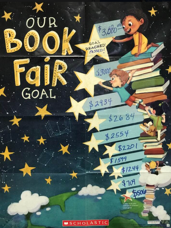 Scholastic Book Fair Featured Photo