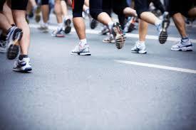 tennis shoes running