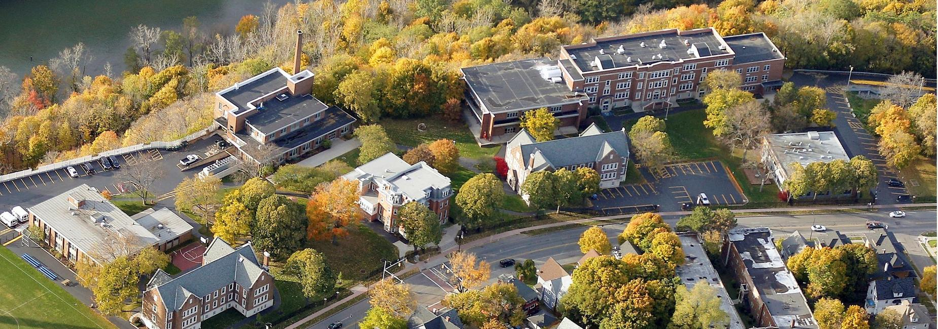 RSD Campus Aerial Photo