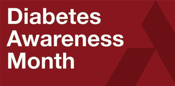November is National Diabetes Month 2020! Featured Photo