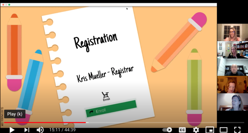 TK and Kindergarten Orientation Meeting Video Featured Photo