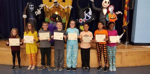 5th grade character awards