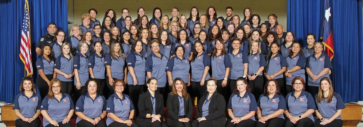 Milam Staff 2019-2020