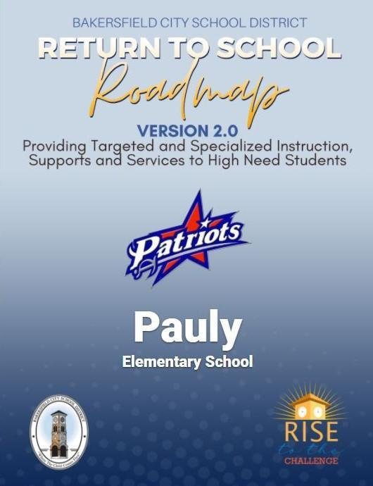 Pauly's Return to School Map Featured Photo