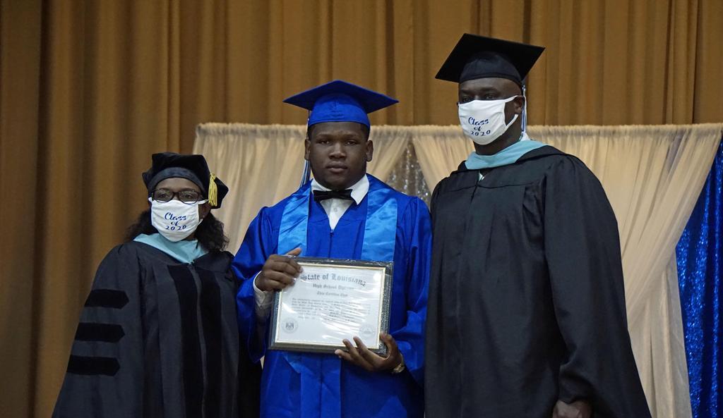 wsjh graduation