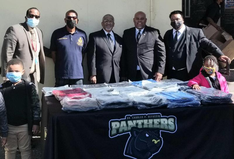 Backpack Donations from the Masons of Jersey City Featured Photo
