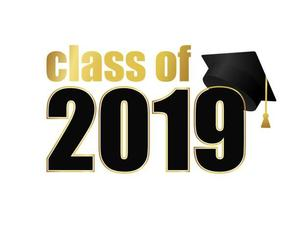 Class of 2019 graphic