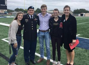 Waltman family Veterans Day 2019