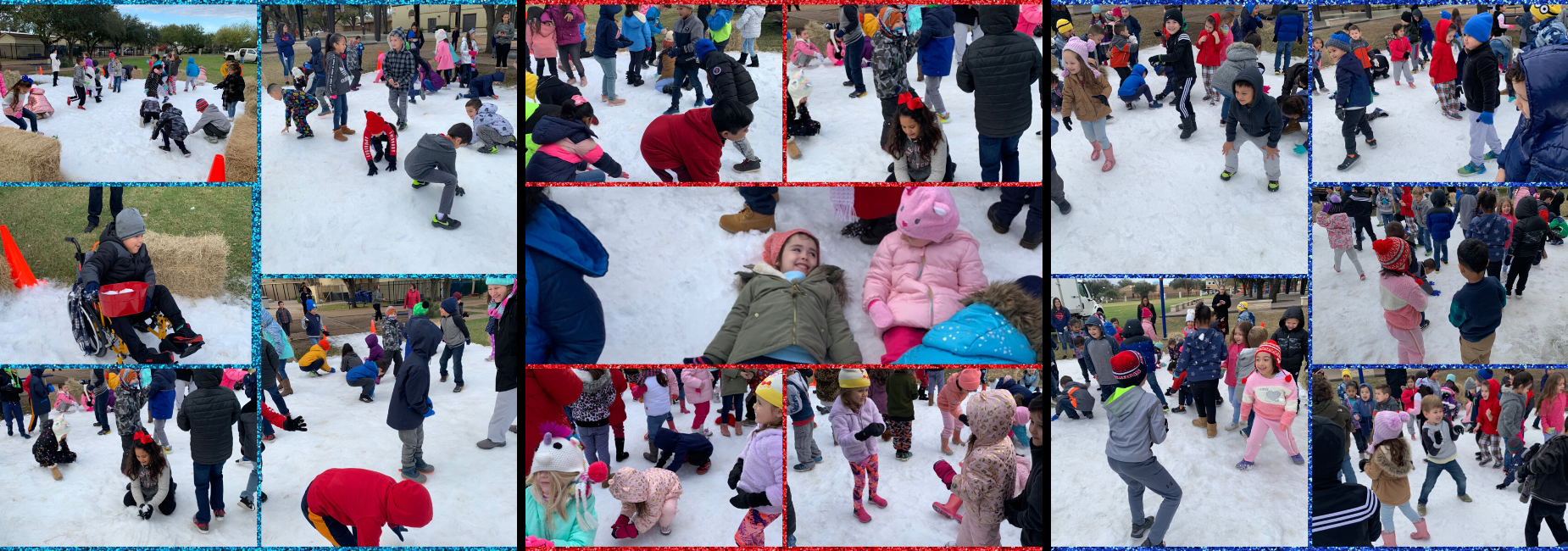Snow Day for Pre-K, Kinder, and First Graders!
