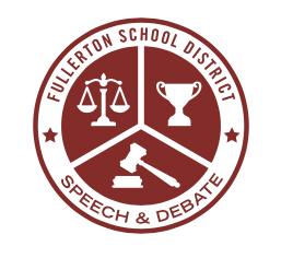 FSD Speech & Debate Logo