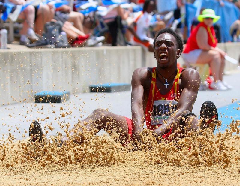 Rock Island's Shukuru earns state title in long jump; medals in triple jump Featured Photo