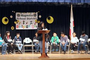 2020 Magnolia Spelling Bee Participants