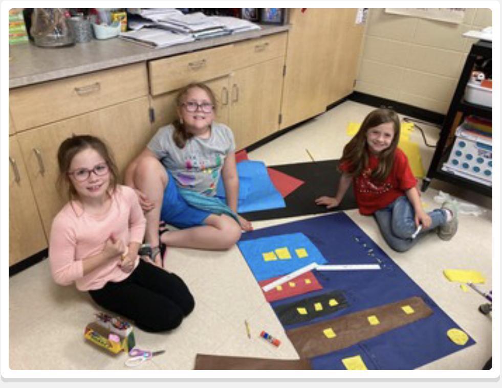 More classroom fun