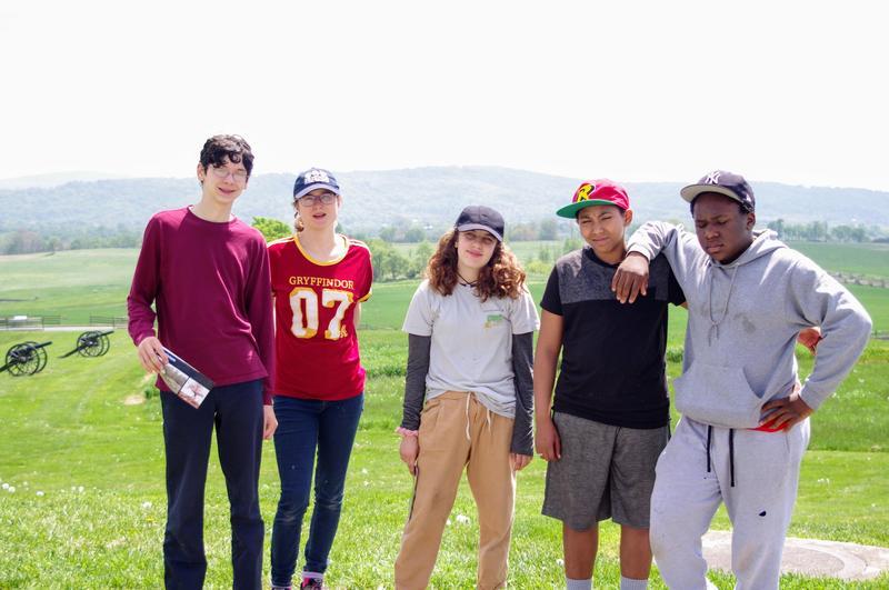 Eighth Grade Trip (Days 3-4) Featured Photo