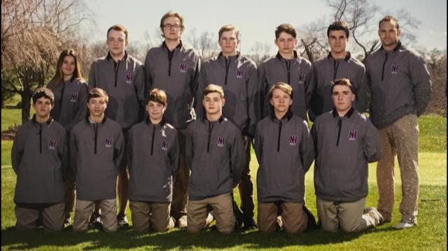 2019 NH Golf Team