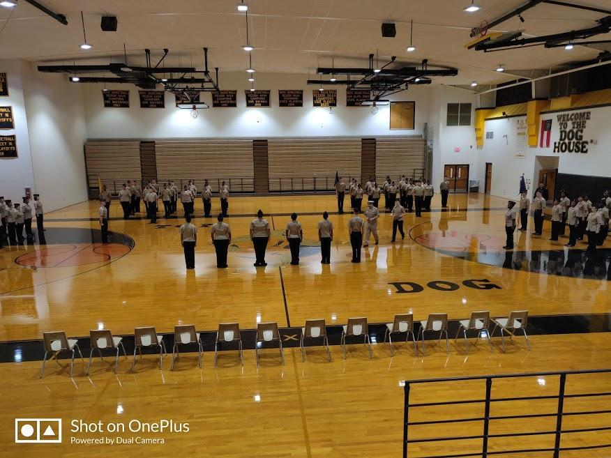 Thomson HS Navy JROTC