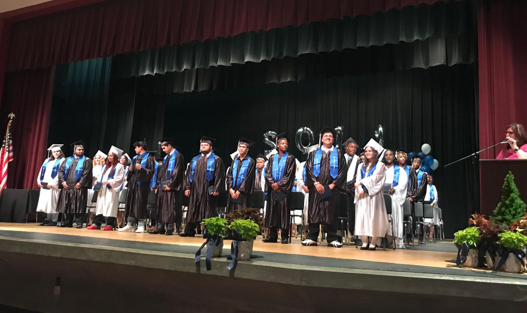 Pershing/Pathway 2018-19 Graduation