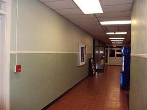 Entrance Hallway: Before