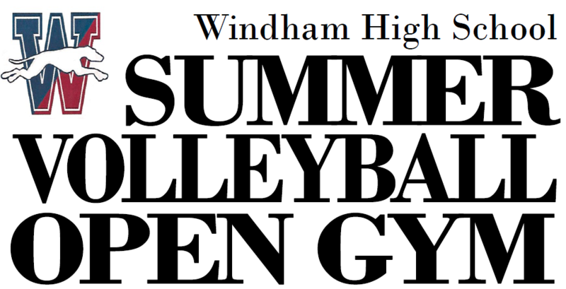 WHS Volleyball Open Gym Thumbnail Image