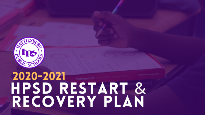 2020-2021 Restart & Recovery Plan and 100% Virtual Learning Update Featured Photo