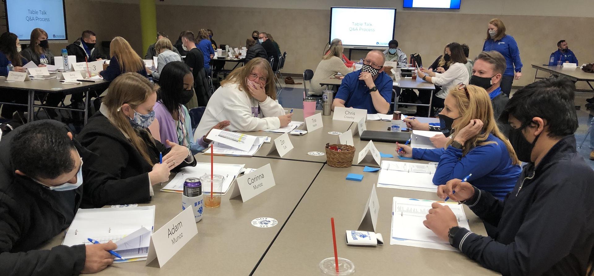 Long Range Facilities Planning Committee