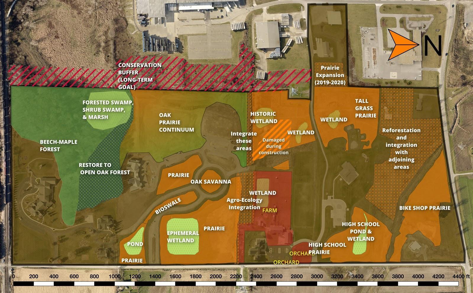 bio diversity map