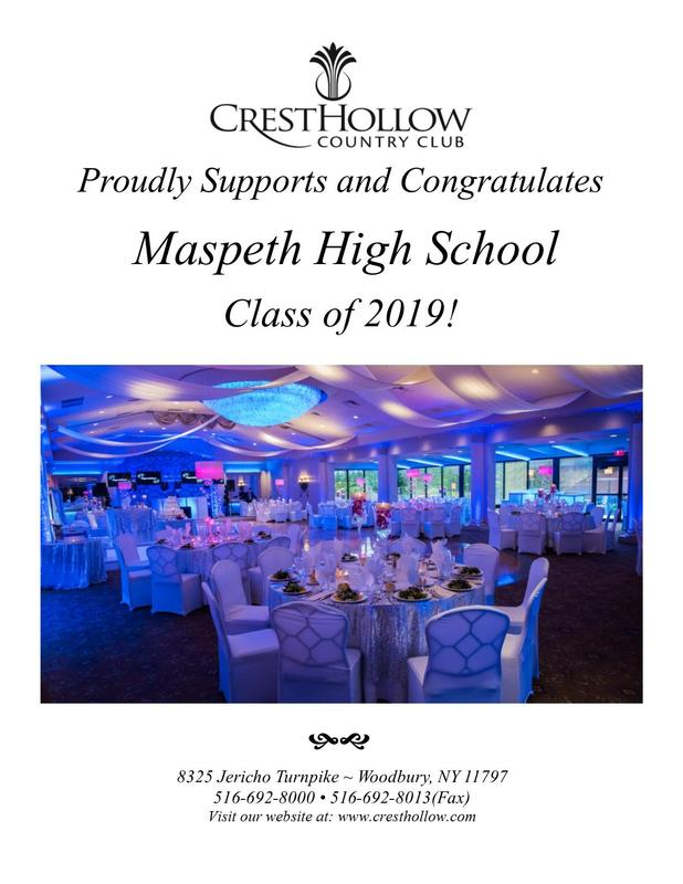 Maspeth High School Thanks Class of 2019 Yearbook Supporter Featured Photo