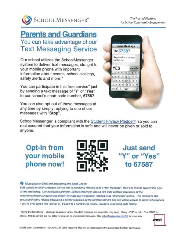 ATTENTION PARENTS & GUARDIANS Thumbnail Image