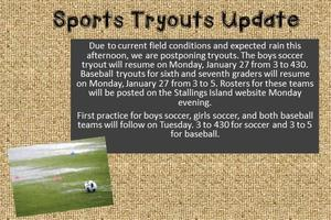 tryout update