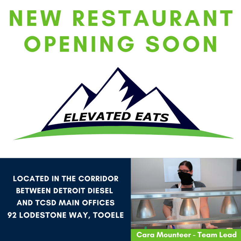 Elevated Eats opening soon