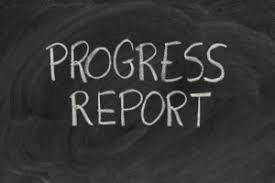 Q2 Progress Reports Issued 12/6/2019