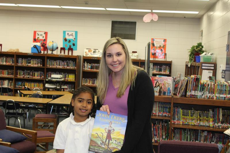 Tift County Farm Bureau Donates books to Matt Wilson Featured Photo