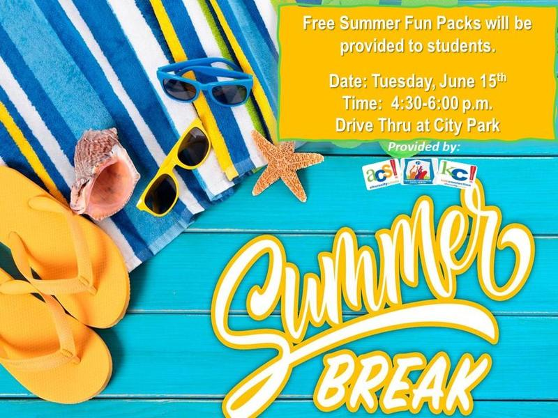 Summer Break FE