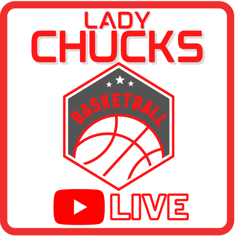 Lady Chucks Basketball Live logo