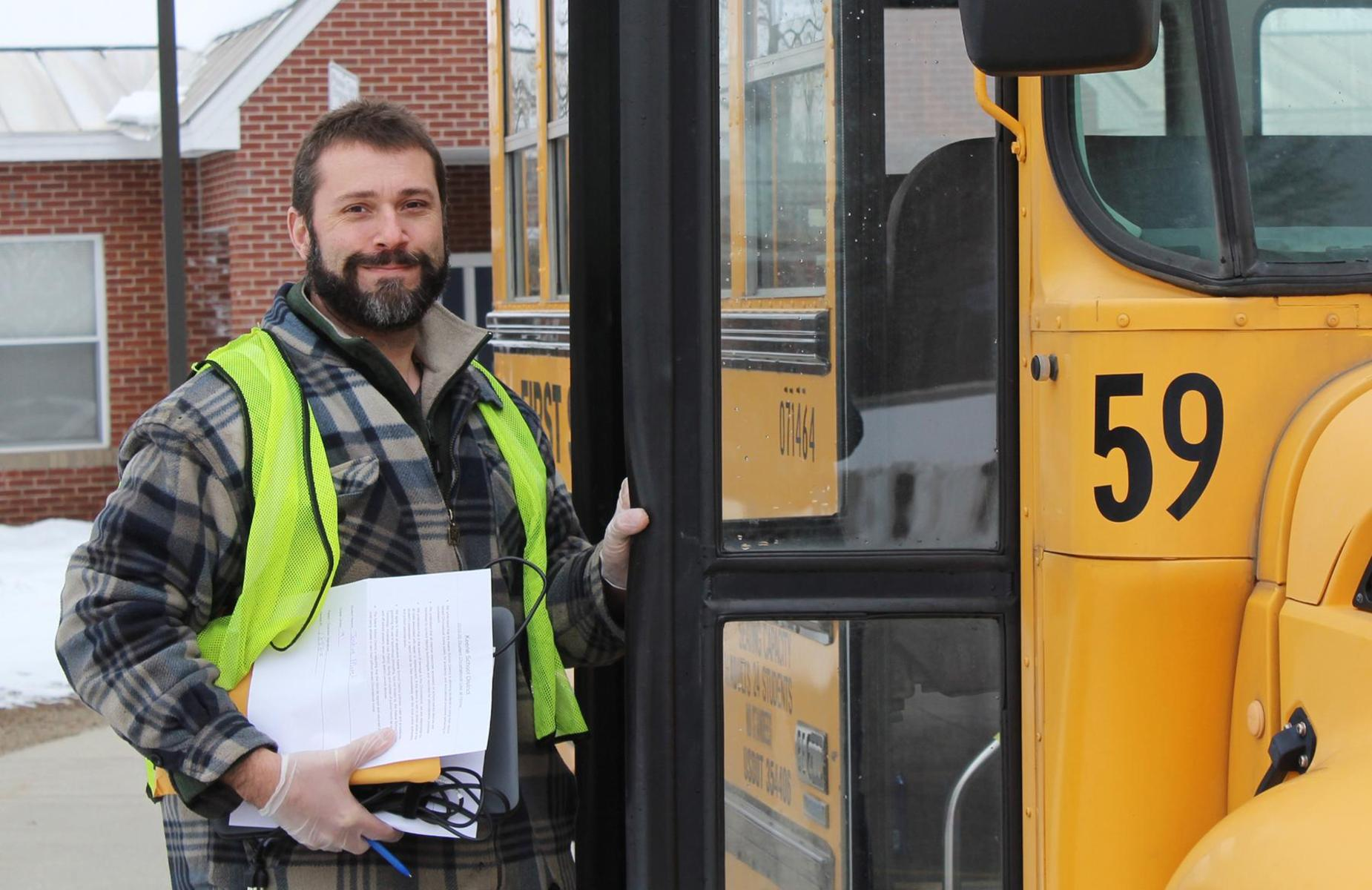 Chesterfield School bus driver