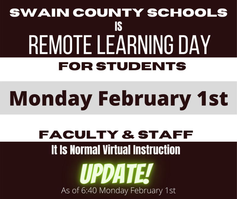Remote Learning Feb 1