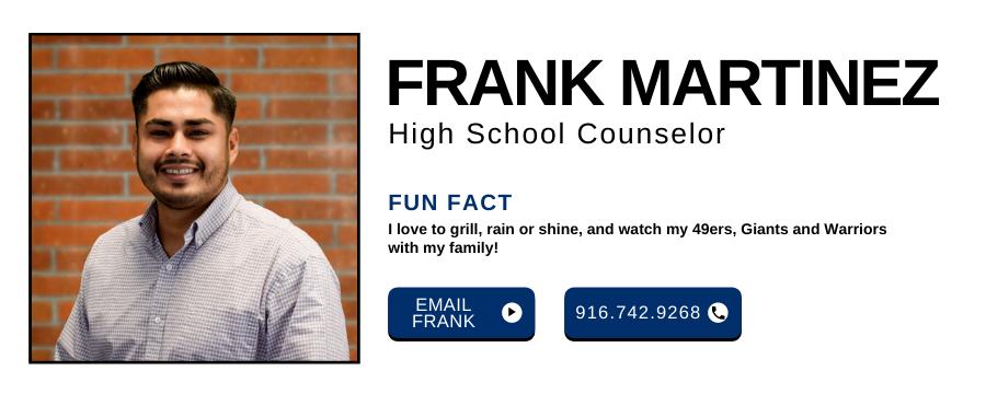 Frank - Fun Fact