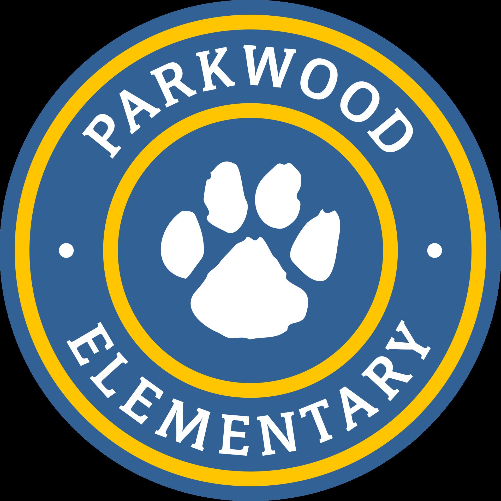 Parkwood Elementary's school seal