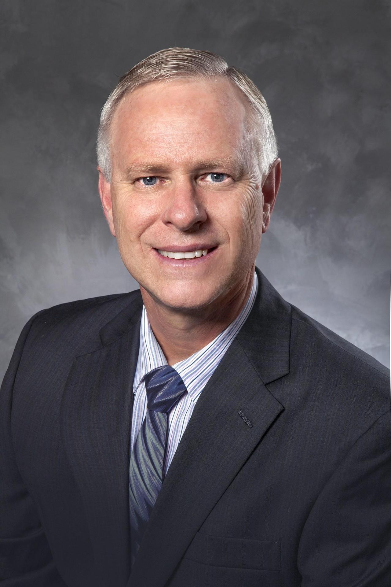 Trustee Mark Miller