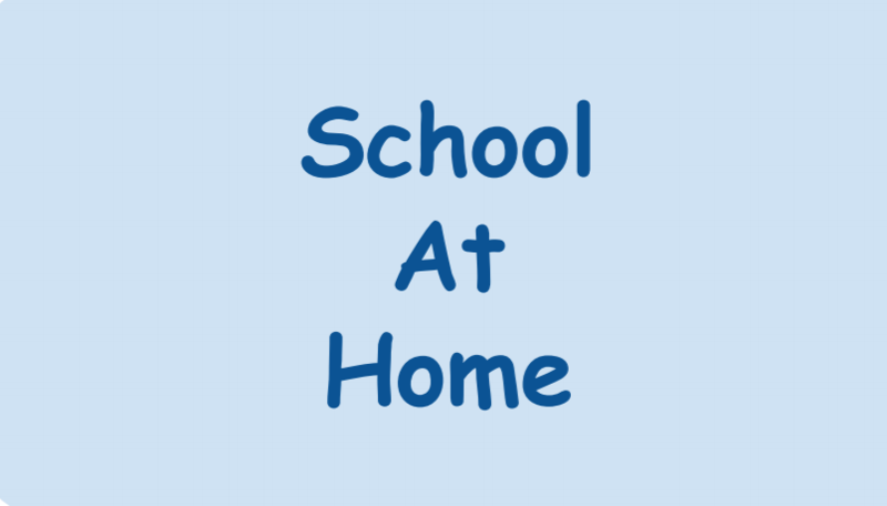 School At Home Featured Photo