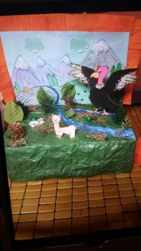 Mountain and river habitat project