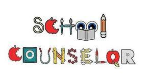 School Counselor Graphic Art