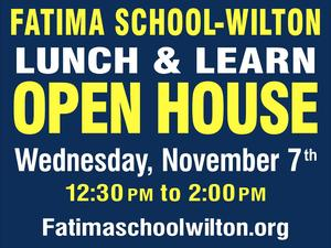 Open House Lunch Best School