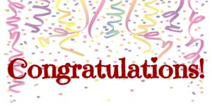Congratulatiions Clip Art